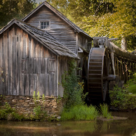 Mabry Mill by Ivan Gibson - Buildings & Architecture Public & Historical