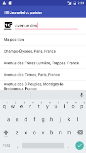 L'essentiel du parisien - screenshot