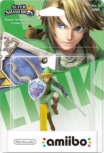 Link packaged (thumbnail) - Super Smash Bros. series
