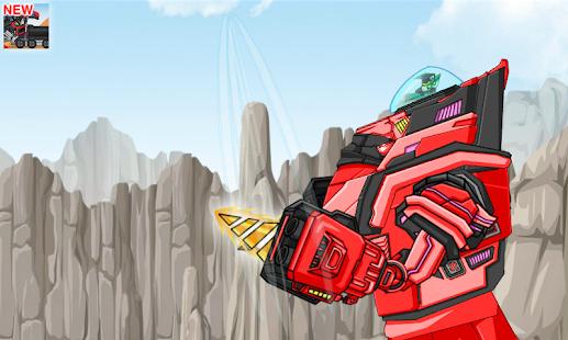 Dino Robot - Dr.Ptera APK for Lenovo