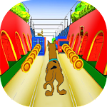 Scooby Dog Subway Run Icon
