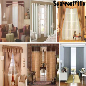 Curtains MInimalist Designs