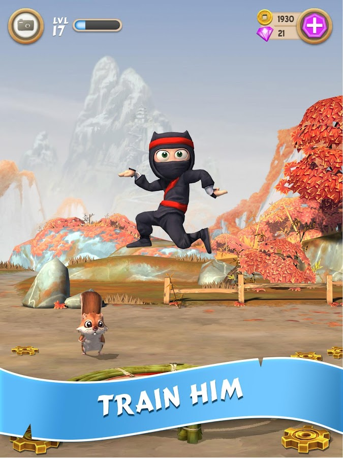 Clumsy Ninja Screenshot 11