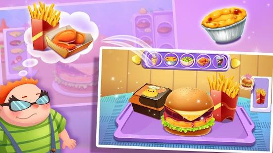 Burger Shop - Kids Cooking APK for Bluestacks