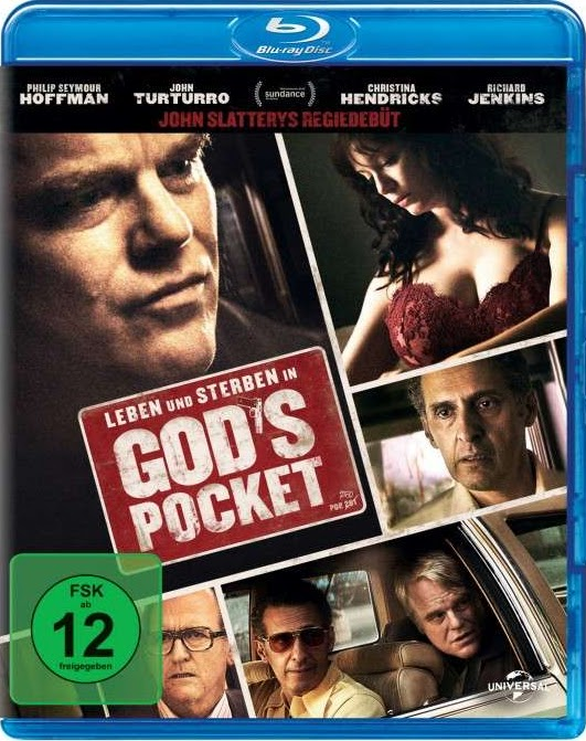 Filme Poster O Mistério de God's Pocket BDRip XviD Dual Audio & RMVB Dublado