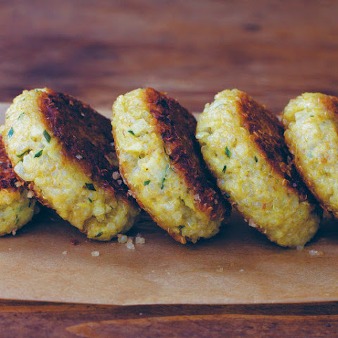 Spring Herb Quinoa Patties Recept | Yummly