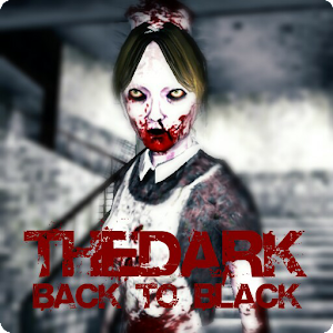 Cover art THE DARK - BACK TO BLACK