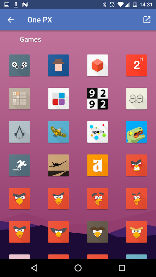 OnePX - Icon Pack Screenshot 7