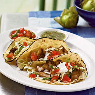 Healthy Soft Chicken Taco Recipes