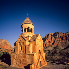 Noravank by Stanley P. - Buildings & Architecture Places of Worship ( place of worship, architecture, worship )