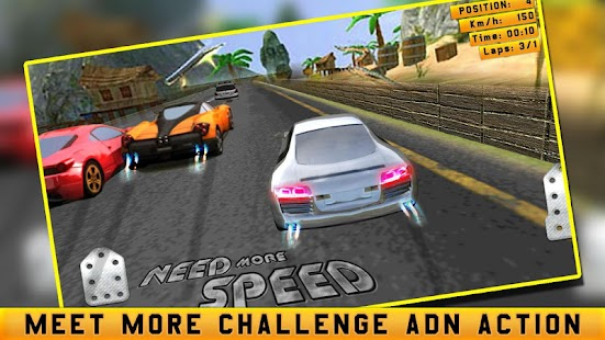 Car Racing Need For More Speed - screenshot