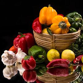 Farm Fresh by Rakesh Syal - Food & Drink Fruits & Vegetables (  )
