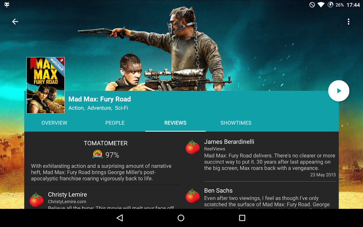 Movie Mate Pro Screenshot 16