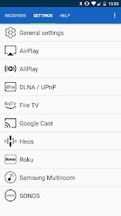 App AirAudio - stream your music! apk for kindle fire