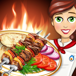 Kebab World - Cooking Game Chef For PC / Windows 7/8/10 / Mac – Free Download