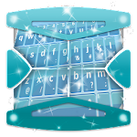 Blue Must Have TouchPal Theme APK Image