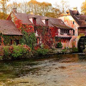 Le moulin de Fourge by Gérard CHATENET - Buildings & Architecture Other Exteriors