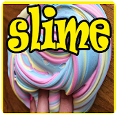 How To Make Slime and slime without Glue and borax Icon