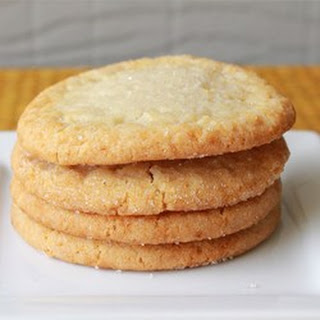 Chewy Sugar Cookies Without Butter Recipes