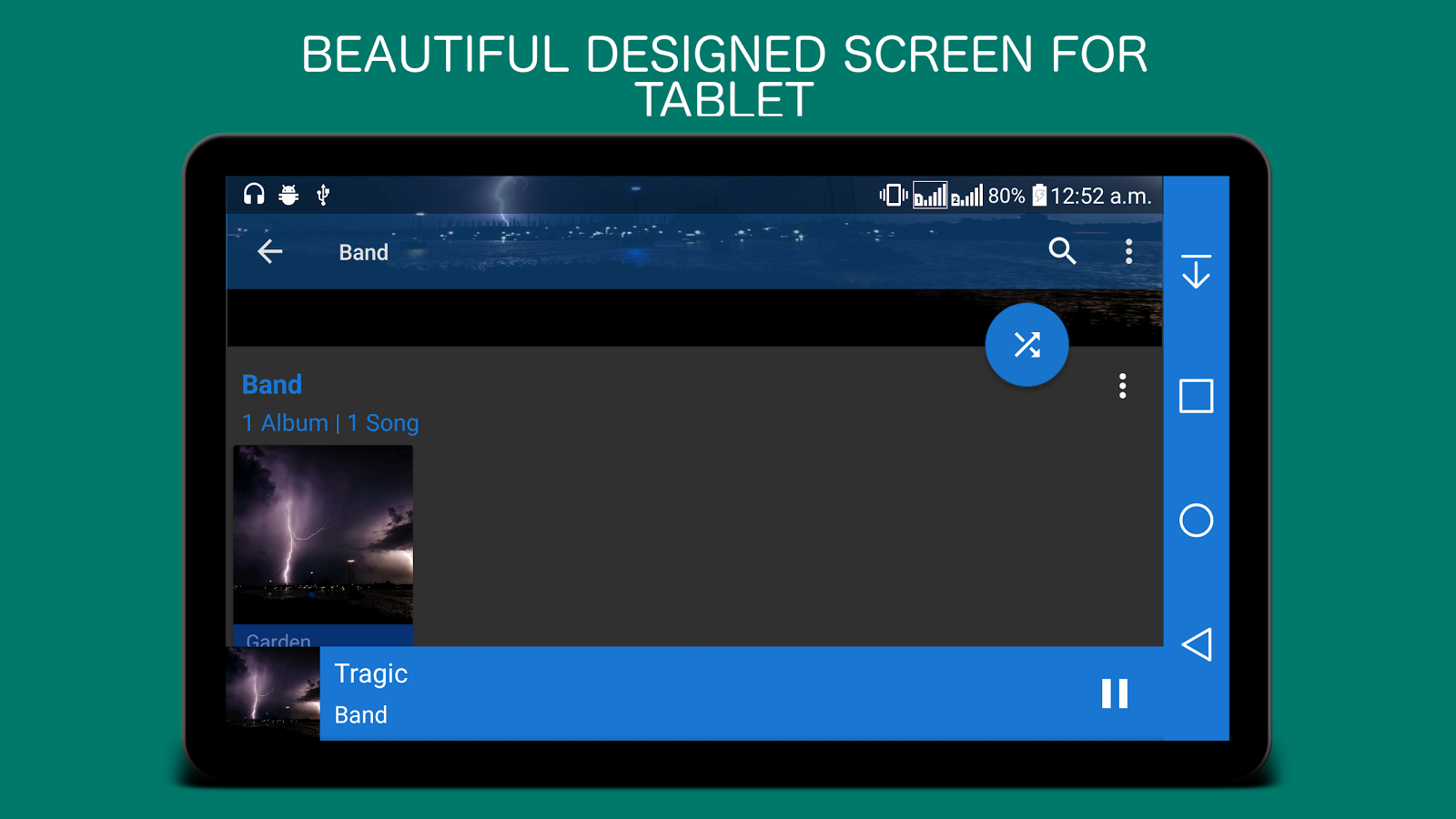 Music Player Mp3 Pro Screenshot 9