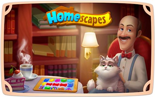 스마트한 앱포털 - 팟게이트 꿈의 집 (Homescapes) - 웹