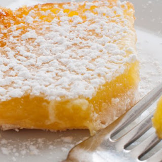 Citrus Bars Recipes