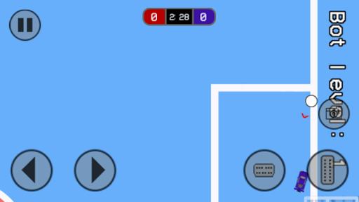 Soccer Race - screenshot