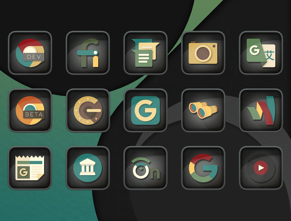 Empire Icon Pack Screenshot 9