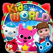 Download 키즈월드 - 동요,동화,한글,영어등 프리미엄 키즈교육 APK on PC