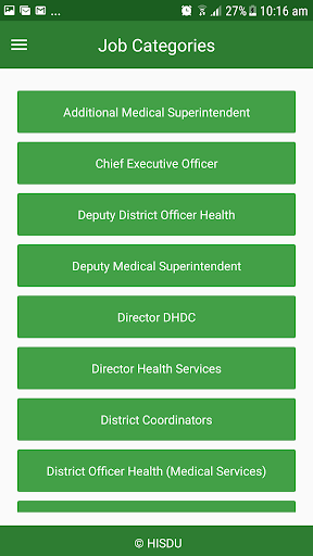 Health Managers