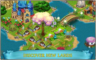 Screenshot of Fairy Kingdom