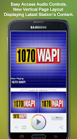 Screenshot of 1070 WAPI