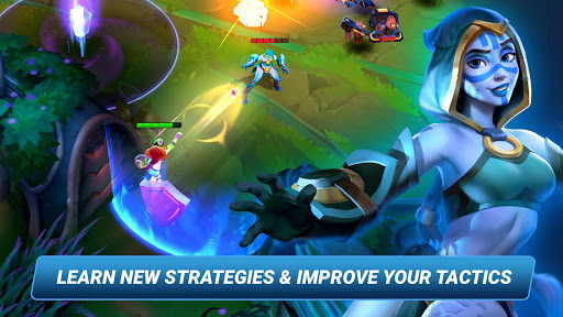 Planet of Heroes - Action Moba (Unreleased) For PC