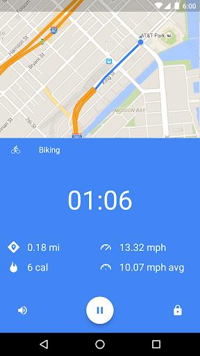 Google Fit - Fitness Tracking screenshot 4