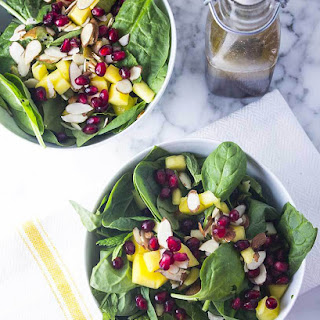 Mango Pomegranate Salad Recipes