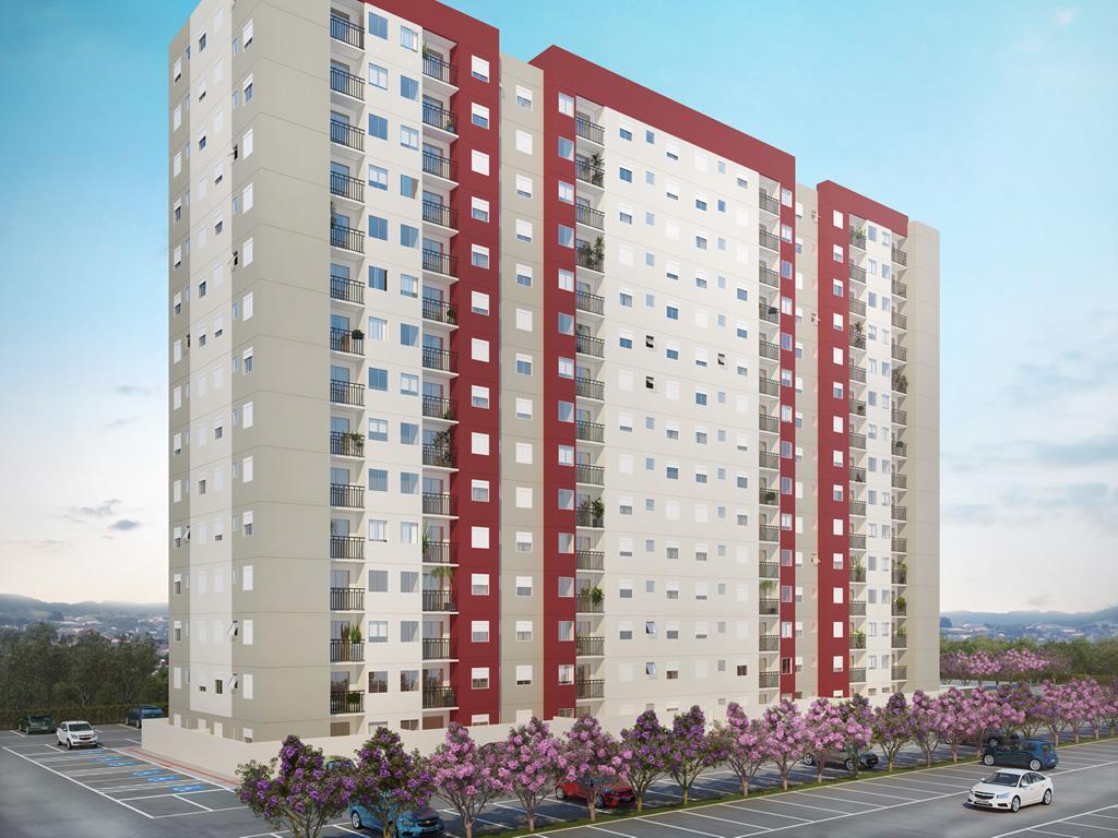 [Apartamento residencial à venda, Jardim da Felicidade, Várzea Paulista.]