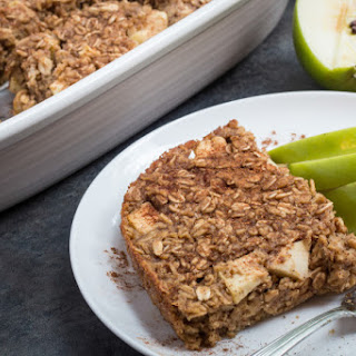 Apple Cinnamon Oatmeal Dessert Recipes