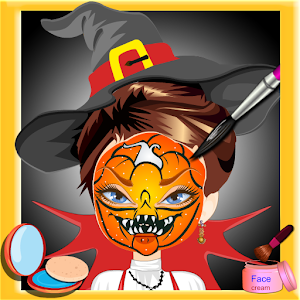 Face Painting : Halloween