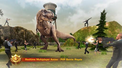 Dinosaur Hunt PvP For PC