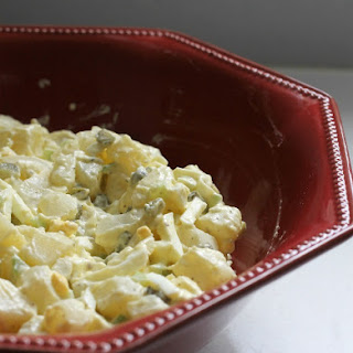 {My Favorite} Potato Salad