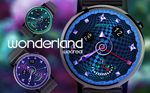 Weareal. Realistic Watch Faces Screenshot