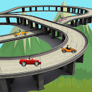 Highway Traffic  Race Online icon