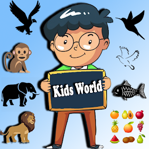 Kids World for PC-Windows 7,8,10 and Mac