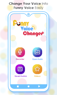 Voice Changer - Funny, Effects & Recorder