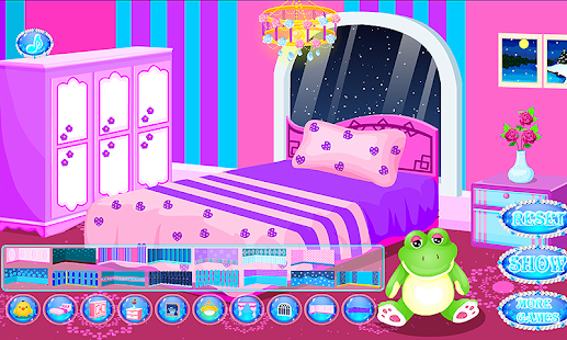 Game Ice Princess Room Decoration Apk For Windows Phone