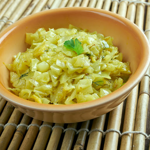 Curried Cabbage