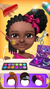 Pretty Little Princess - Dress Up, Hair & Makeup APK screenshot thumbnail 7