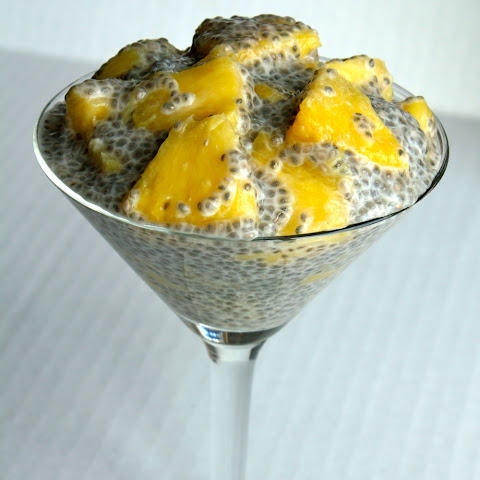 Pineapple Chia Pudding