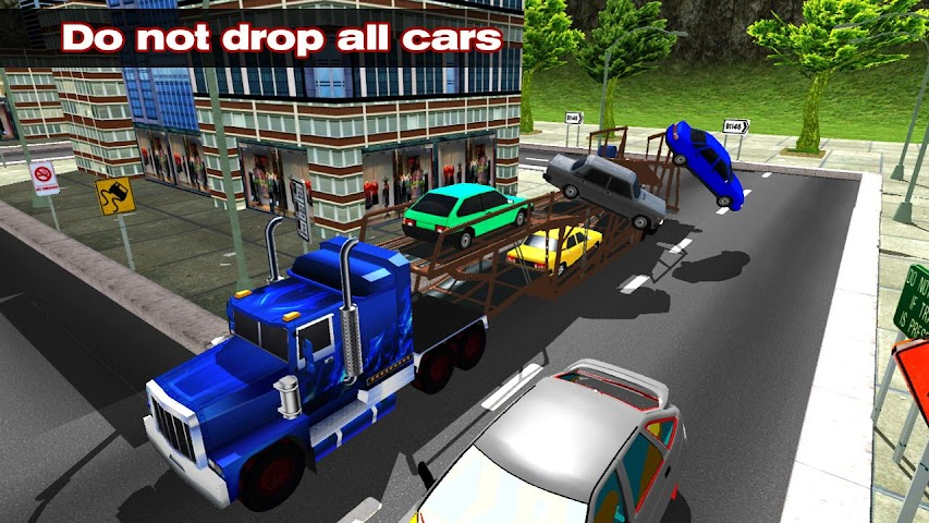 android Car Transporter Simulator 2016 Screenshot 2