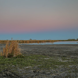 Solo by Laura Gardner - Novices Only Landscapes ( colors, sunset, nd, fall, outdoors, prairie, hiking )
